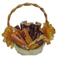 Assorted Chocolate Lover Basket4