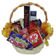 Assorted Chocolate Lover Basket7