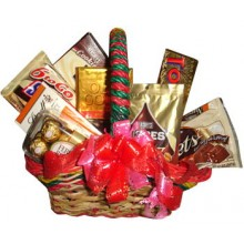Assorted Chocolate Lover Basket11