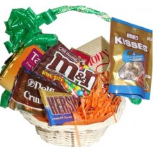 Assorted Chocolate Lover Basket14