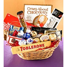 Assorted Chocolate Lover Basket17