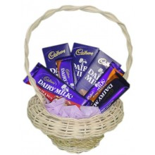 Assorted Chocolate Lover Basket19
