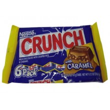 Nestle Crunch with Caramel