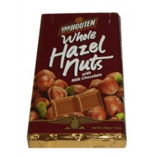 Van Houten Hazel Nuts w/ Milk Chocolate