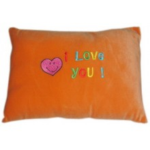 "Nap Pillow w/ ""I Love You"""