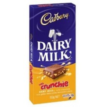 Cadbury Dairy Milk with Crunchie