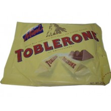 Mini Toblerone Chocolate