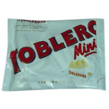 Toblerone Mini White Chocolate