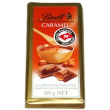 Lindt Caramel Chocolate
