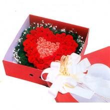 Basket Full of Roses