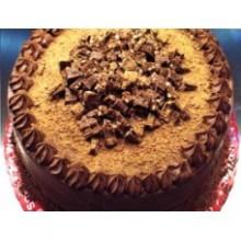 Nestle Crunch Cake