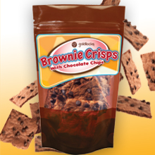 Brownie Crisps by Goldilocks