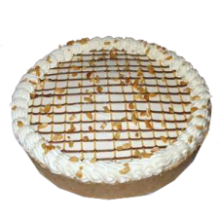 Bananalicious Pie by Contis Cake