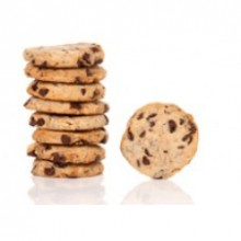 Chocolate Chip with Walnuts Cookies by Bizu Patisserie