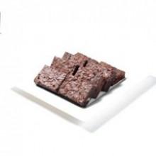 Fudge Brownies by Purple Oven
